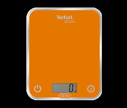Tefal Optiss Orange Balance De Cuisine Bc5001v1