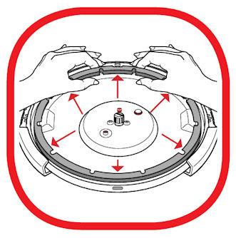 tefal secure 5 neo pressure cooker manual