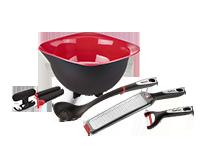 accessoires de cuisson tefal spatules fouets louches. Black Bedroom Furniture Sets. Home Design Ideas