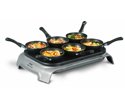 tefal crepier wok party py580012. Black Bedroom Furniture Sets. Home Design Ideas