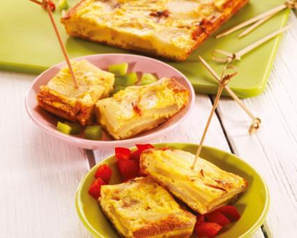 Tortilla aux pommes-de-terre