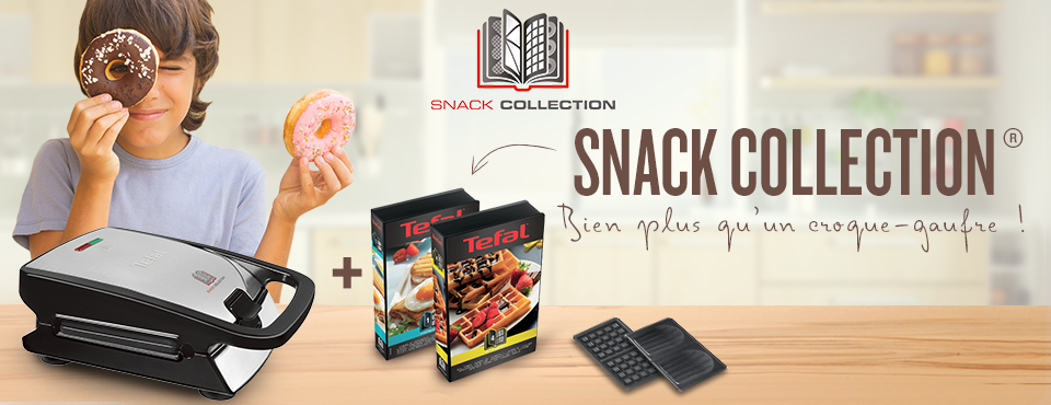 Snack collection tefal france - Plaque tefal snack collection ...