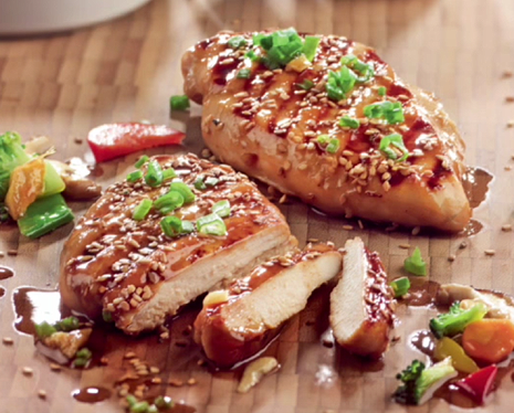 Honey Hoisin Chicken