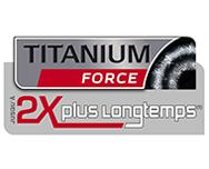 Renforcé avec Titanium pro
