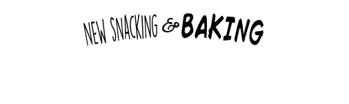 New snacking & baking accessory