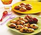Mignardises aux raisins secs