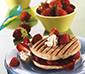 Muffins fraises – chantilly