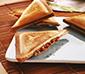 Sandwich thon, tomate & chorizo