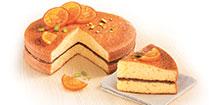 gâteau au yaourt,<br>agrumes et nutella®
