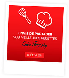 Recettes Cake Factory
